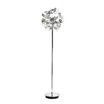 Powerlight international crystal table floor lamp for Macey floor lamp yellow